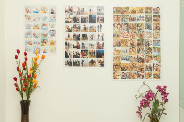 Pixylz. All in one, best ways to use Poster Grid. Here's how you can make the best of Collage Poster Prints. Different places, different memories, all in one place, thanks to Collage Poster Grids!