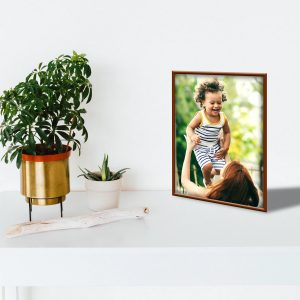 A framed classic photo print can liven up any corner of your home.