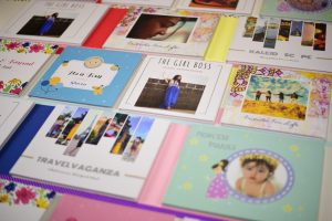 Range of beautiful themes of photo books