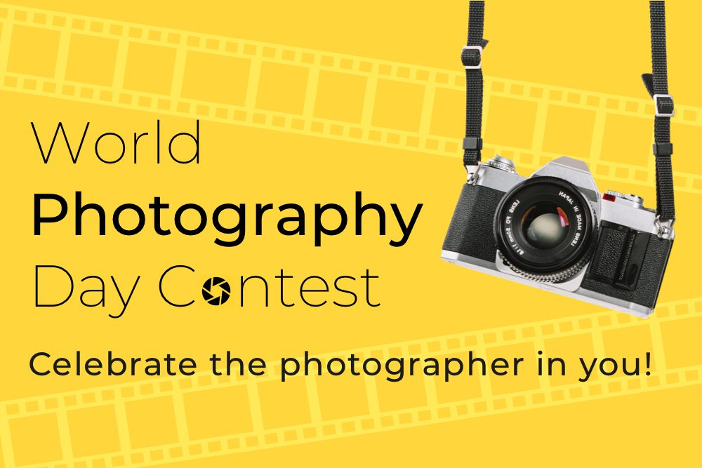 World Photography Day Contest Clickessence 3 0 Participate Now