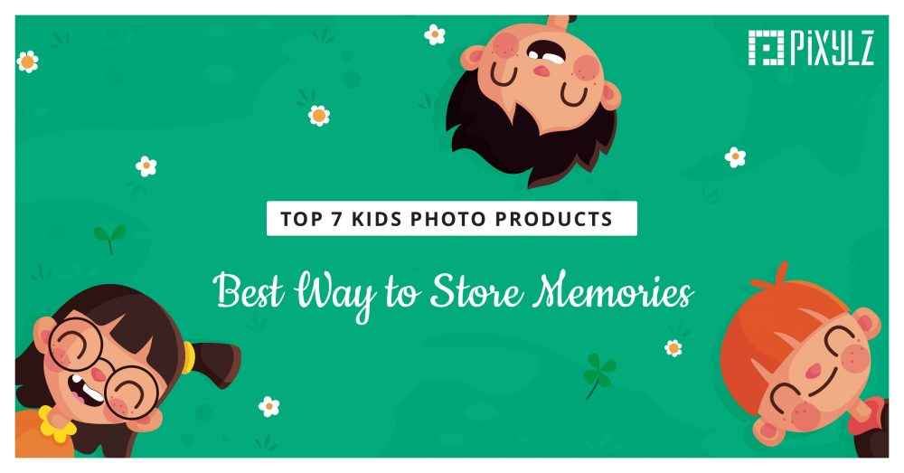 kids photo products