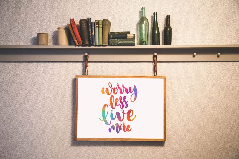 inspirational quotes as wall art